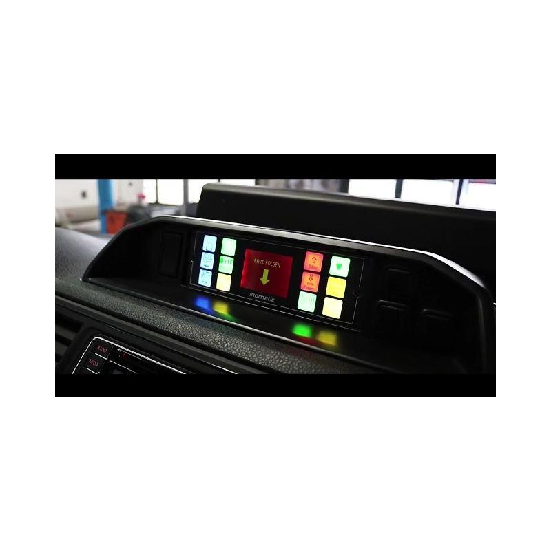 Inomatic Fahrzeugsteuerung