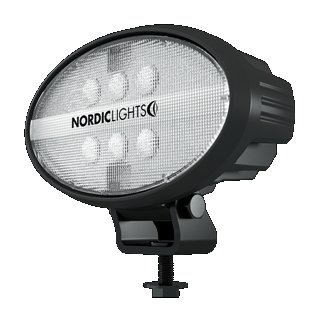 Nordic-Lights LED-Scheinwerfer Antares GO625 Flood - 12 Volt