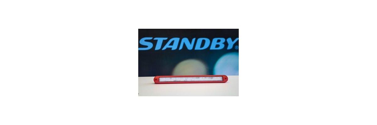 StandBy Umfeldeleuchtung - BOS-Tec.com News: Standby Umfeldbeleuchtung