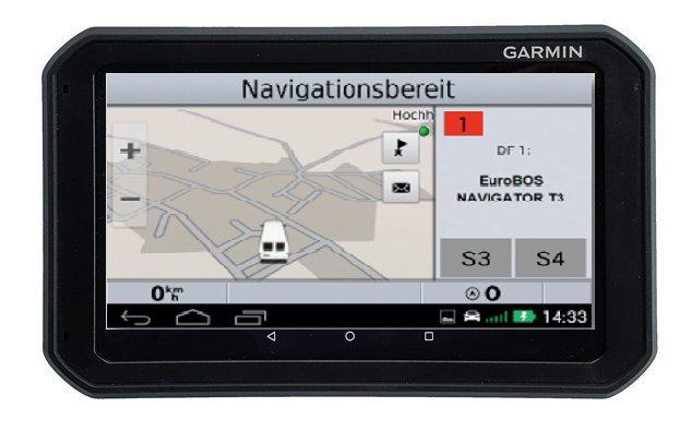 EuroBOS Navigator T3