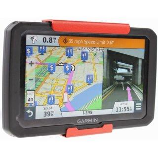 Diebstahl-Schutz für Garmin dezl 770LMT(Montageflansch hinten)