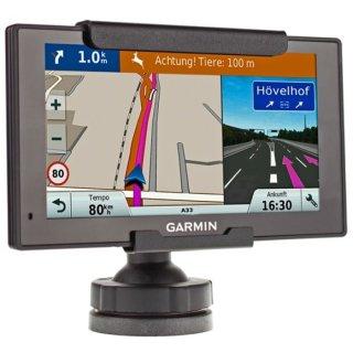 Diebstahl-Schutz für Garmin DriveSmart 60 LMT(Montage-Flansch unten)